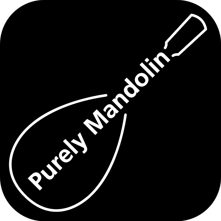 Purely Mandolin Logo